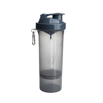 Smart Shake Slim 500ml - Stormy Grey