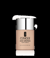 Clinique Anti-Blemish Solutions Liquid Makeup #02 Foundation-Make-up Flasche Flüssigkeit 30 ml