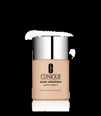 Clinique Anti-Blemish Solutions Liquid Makeup #03 Foundation-Make-up Flasche Flüssigkeit 30 ml