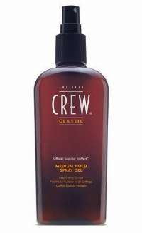 American Crew Medium Hold Spray Gel Haargel Männer 250ml