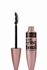 Maybelline Lash Sensational - Black - Mascara 9,5 ml
