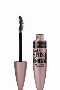 Maybelline Lash Sensational - Black waterproof - Mascara 9,5 ml