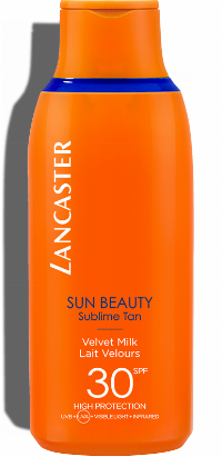 Lancaster Sun Beauty Velvet Milk Sublime Tan SPF30 175ml