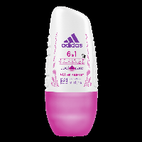 Adidas Cool & Care 6 in 1 Frauen Roll-on Deodorant 50 ml
