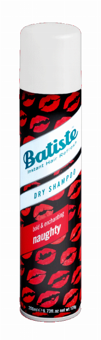Batiste Naughty Trockenshampoo 200 ml
