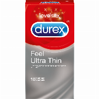 Durex Feel Ultra Thin 10 10 Stück(e)