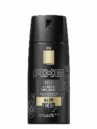 AXE Gold 150ml Männer Spray-Deodorant