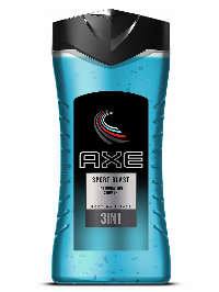 Axe Dusch 250ml Sports Blast