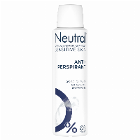 Neutral Deodorant Spray-Deodorant 150 ml