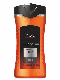 Axe Dusch 250ml You Energised